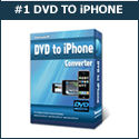 DVD to iPhone Converter by Daniusoft