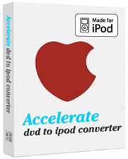 Accelerate DVD to iPod Converter