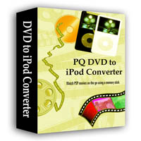 PQ DVD to iPod Suite
