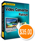 Video Converter Platinum by Wondershare